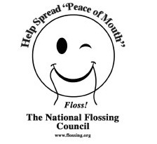 National Flossing Council logo